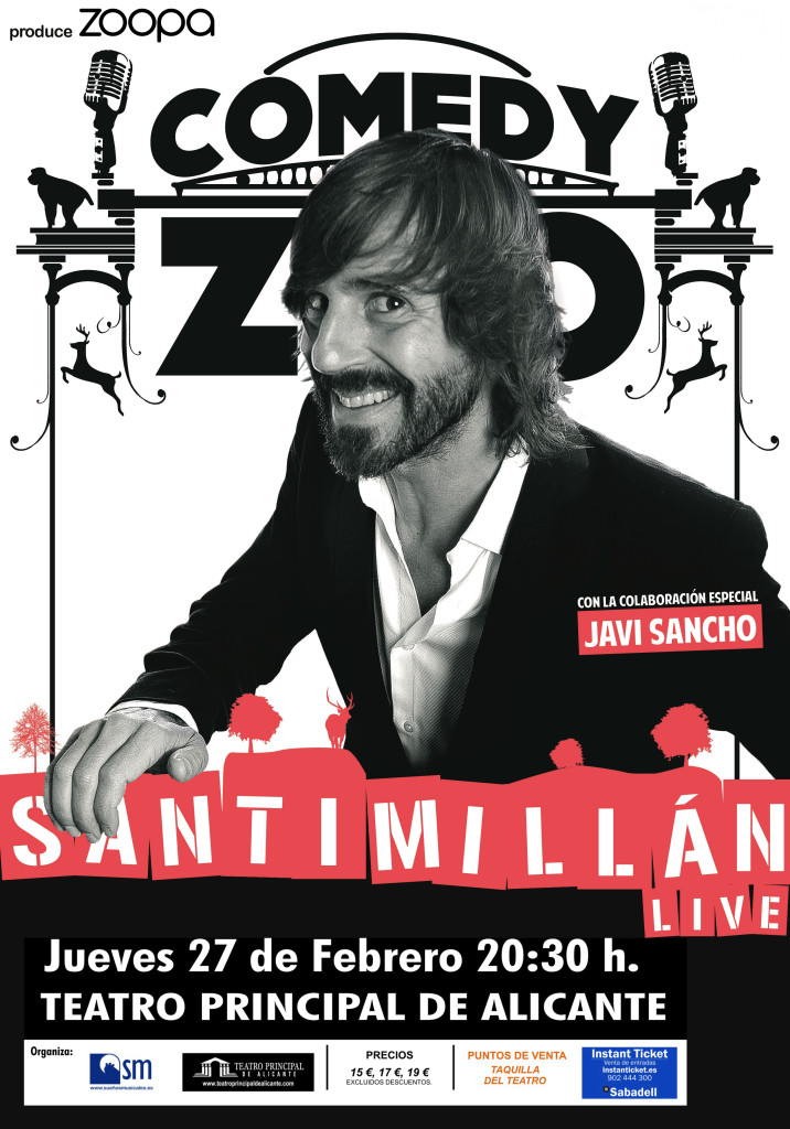 Santi Millán Live