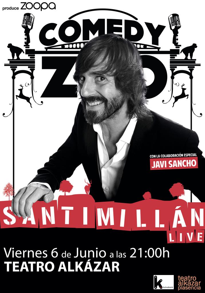 Santi Millán Live Plasencia
