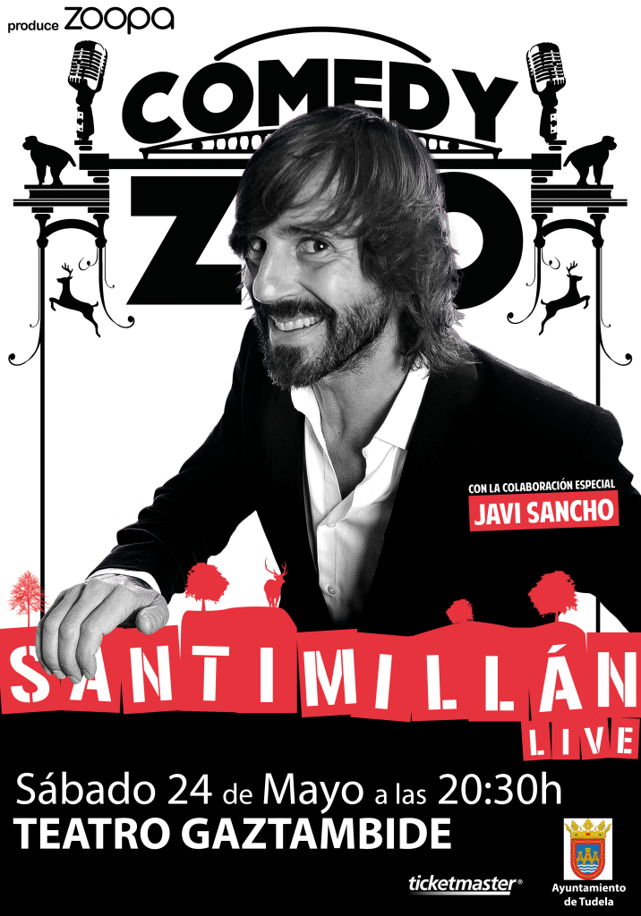 Santi Millán Live Tudela
