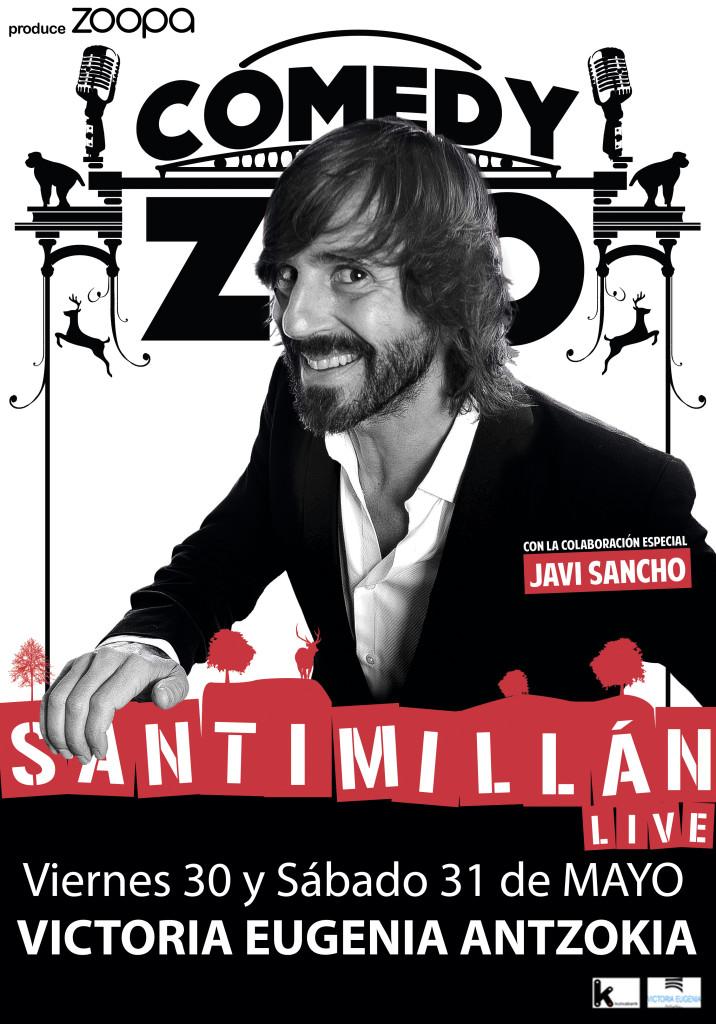 Santi Millán Live Donosti