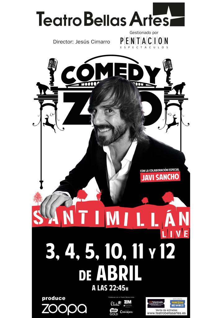 Santi Millán Live Zumarraga