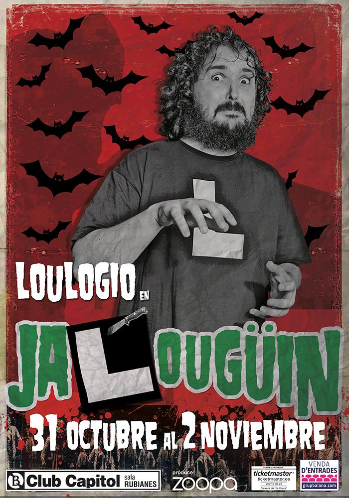 Jalogüin con Loulogio