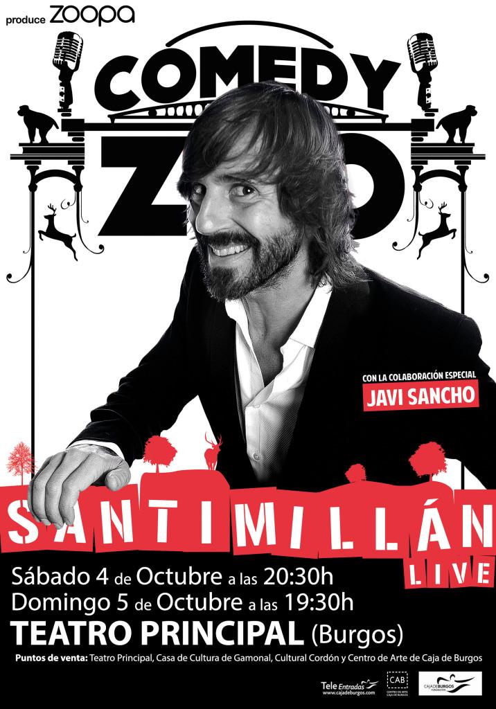 Santi Millán Live – Burgos