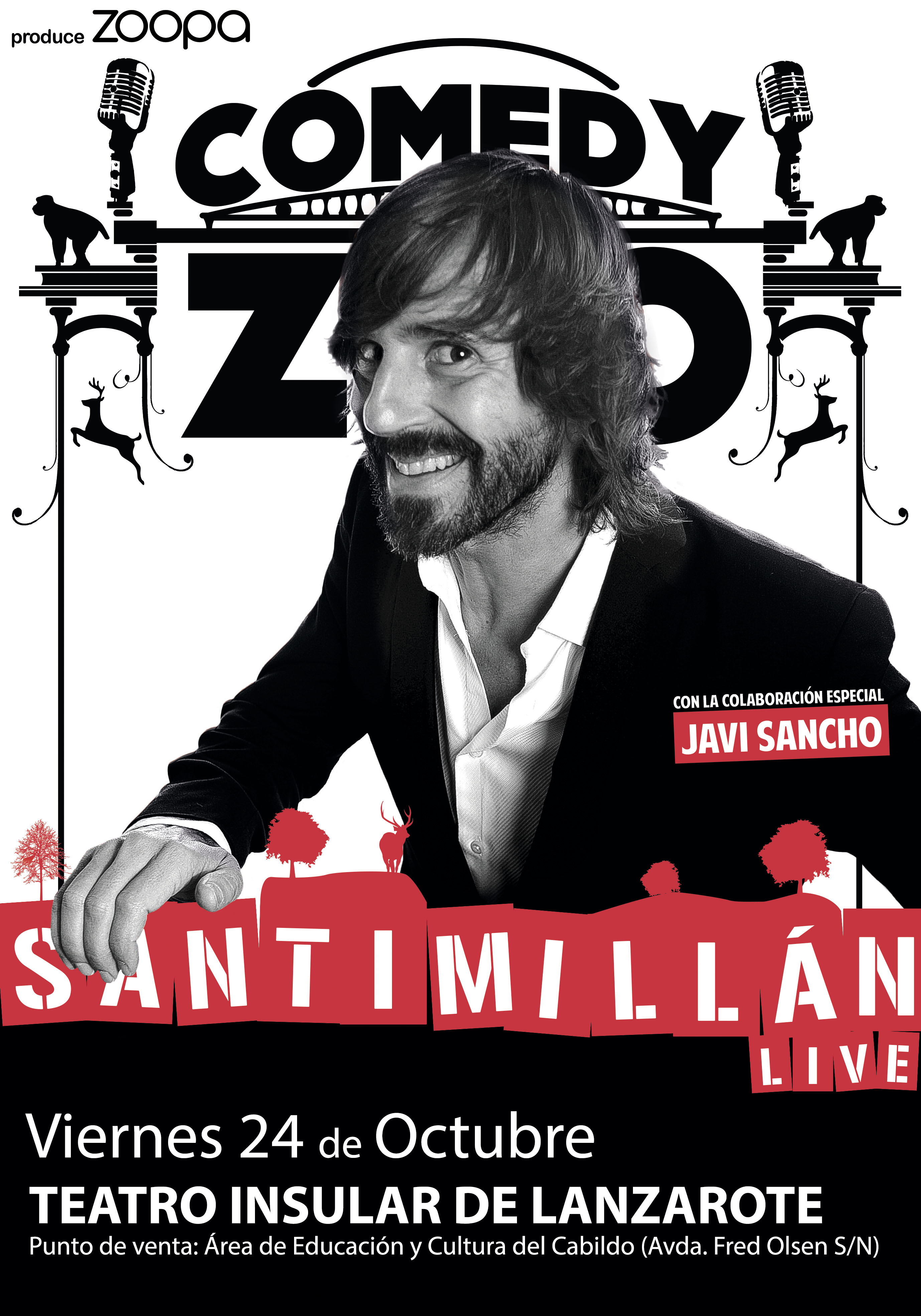 Santi Millán Live – Lanzarote