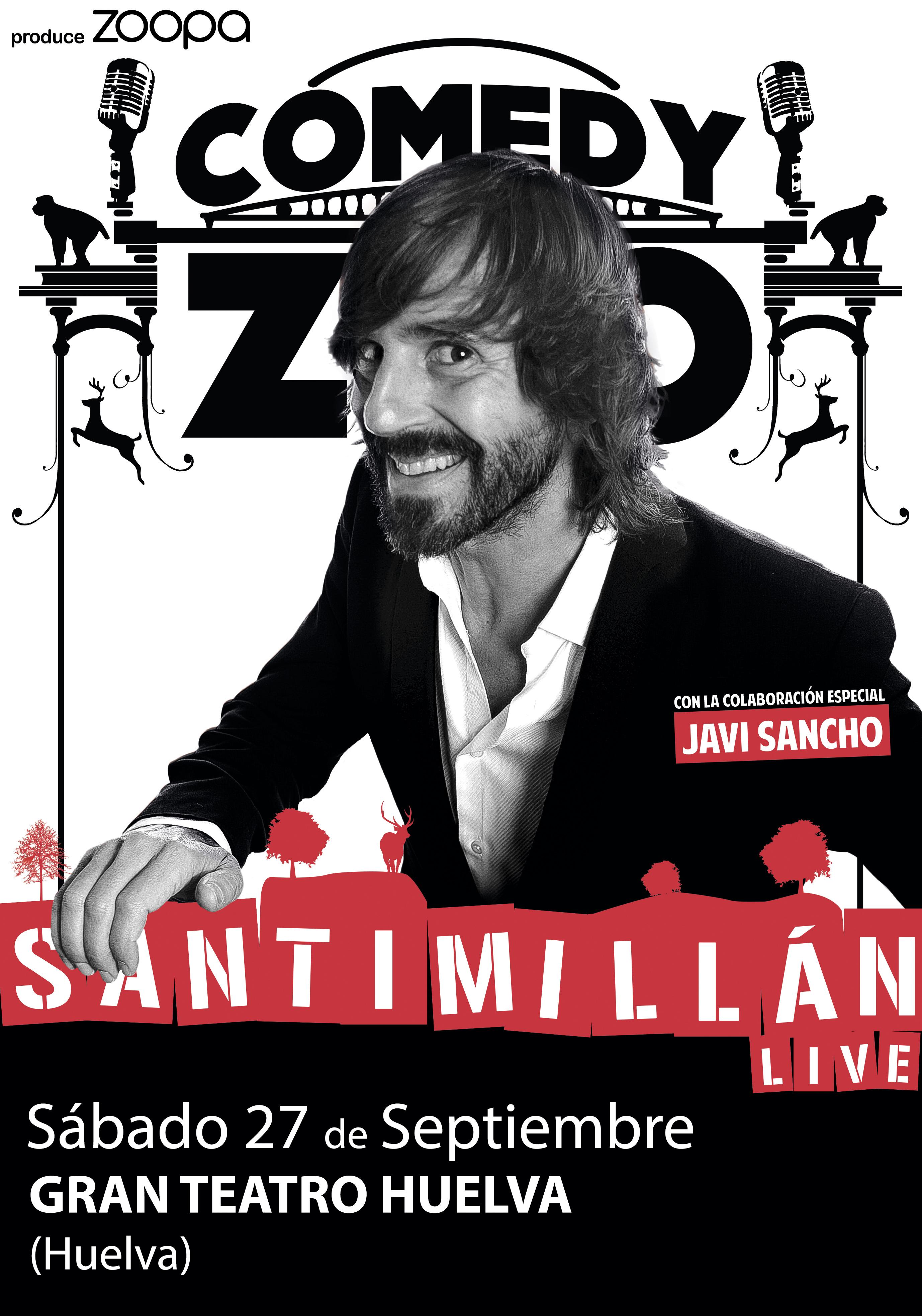 Santi Millán Live – Huelva