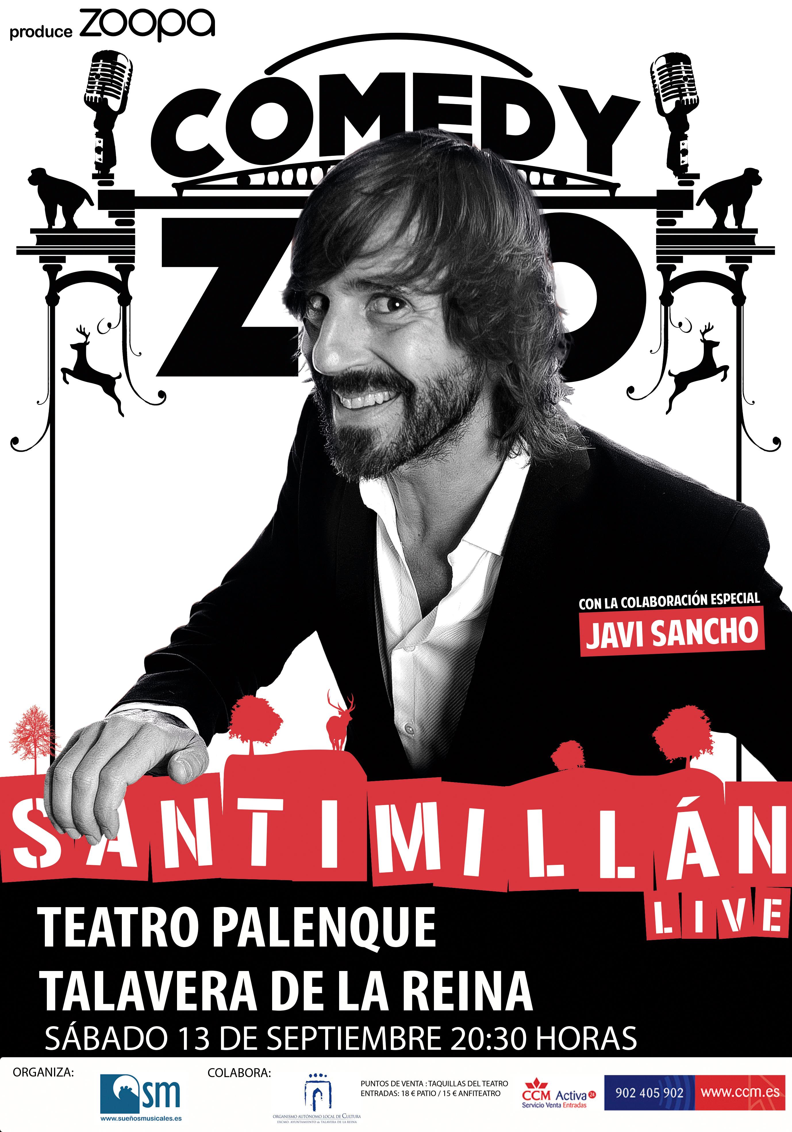 Santi Millán Live – Talavera de la Reina