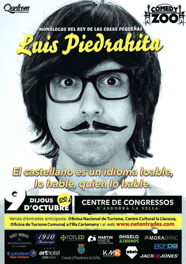 Luís Piedrahita - Andorra
