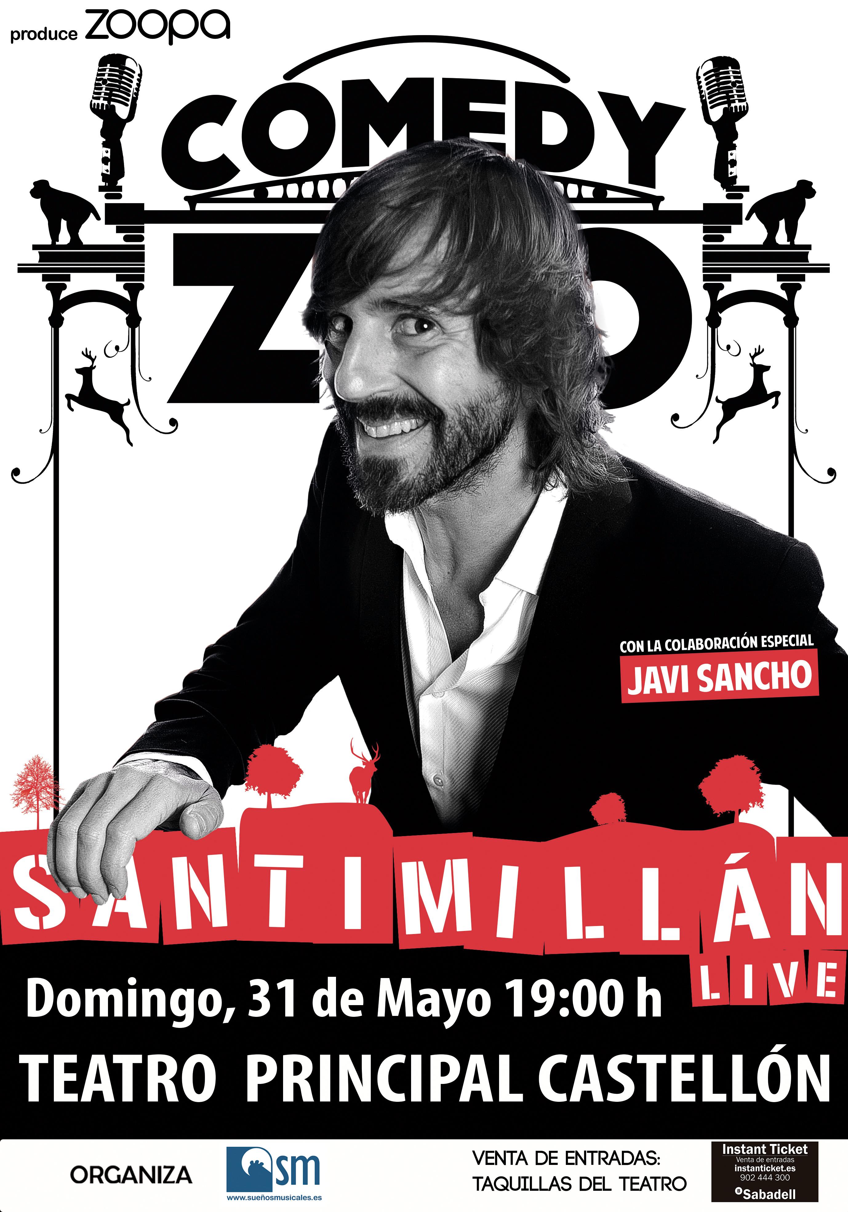 Santi Millán Live – Castellón