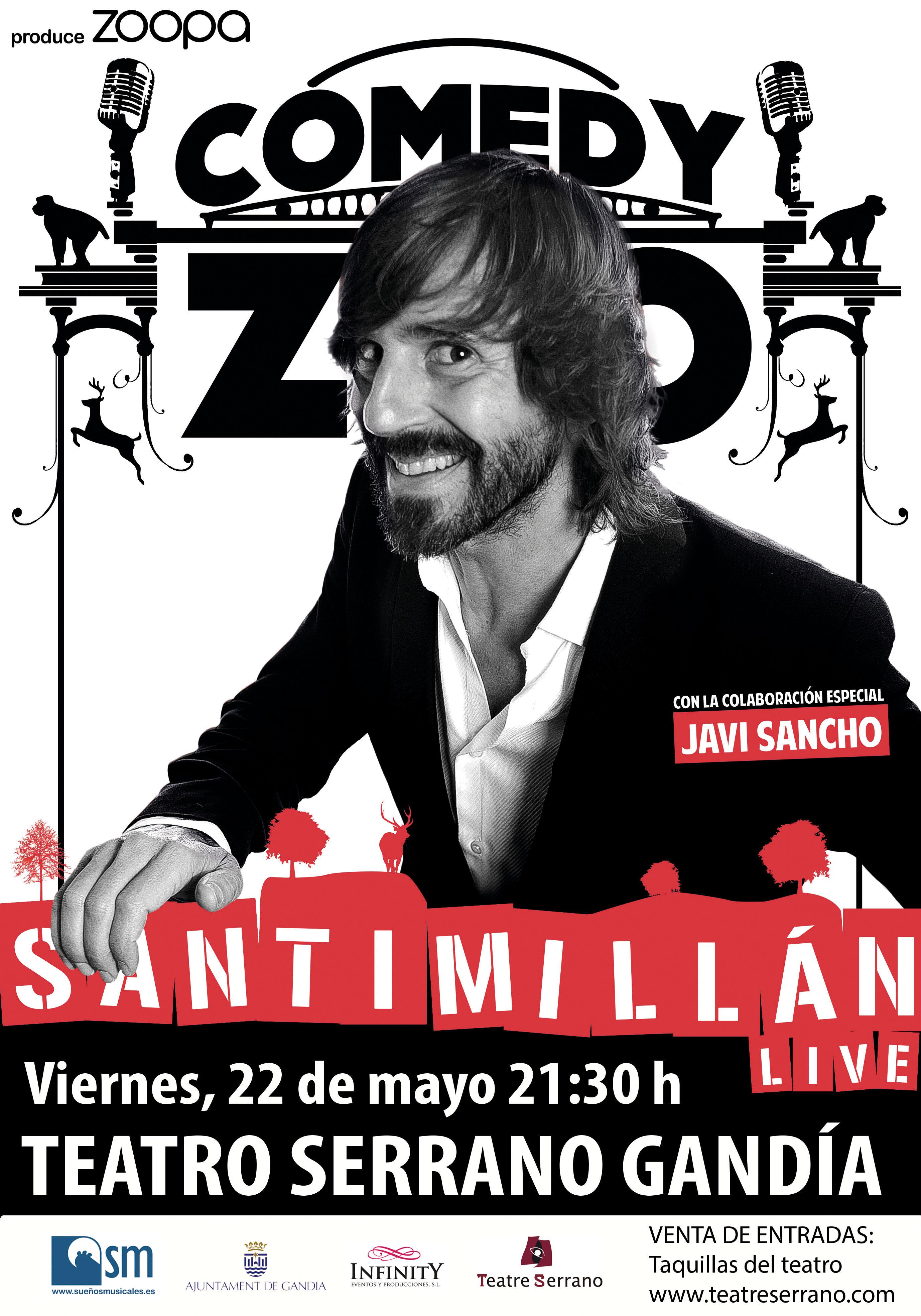 Santi Millán Live – Gandía